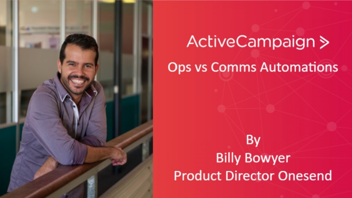 Ops vs Comms Automations – a simple approach that can save you huge headaches